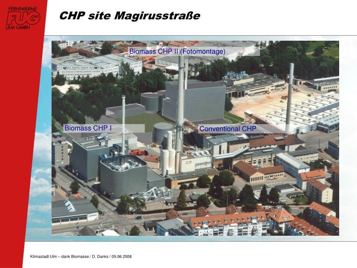 CHP site Magirusstraße