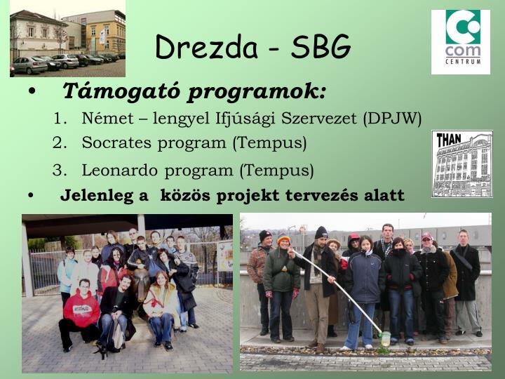 Drezda - SBG