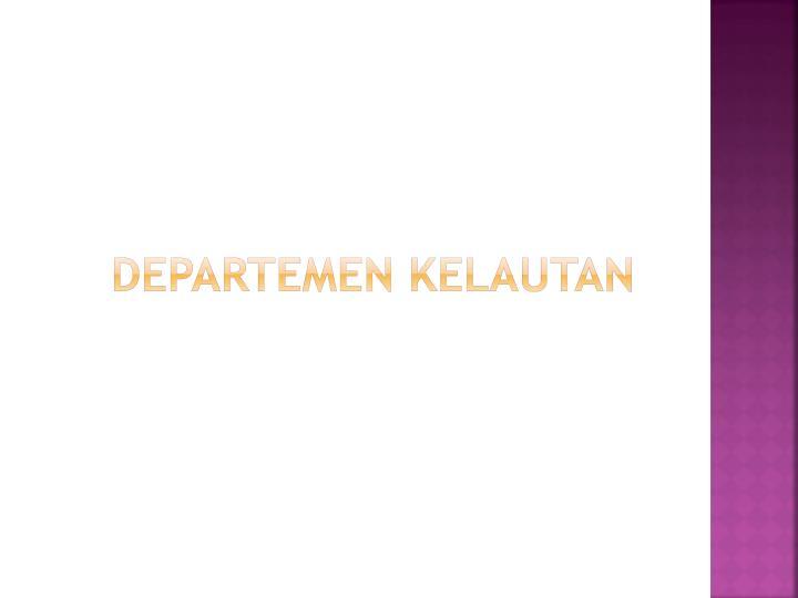 Departemen