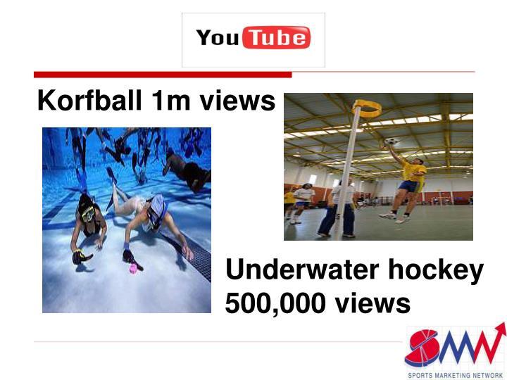 Korfball 1m views