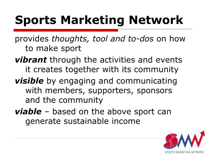 Sports Marketing Network