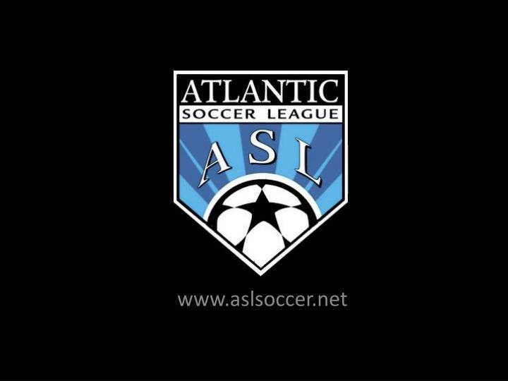 www.aslsoccer.net