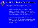 14300 30 multiple establishments3