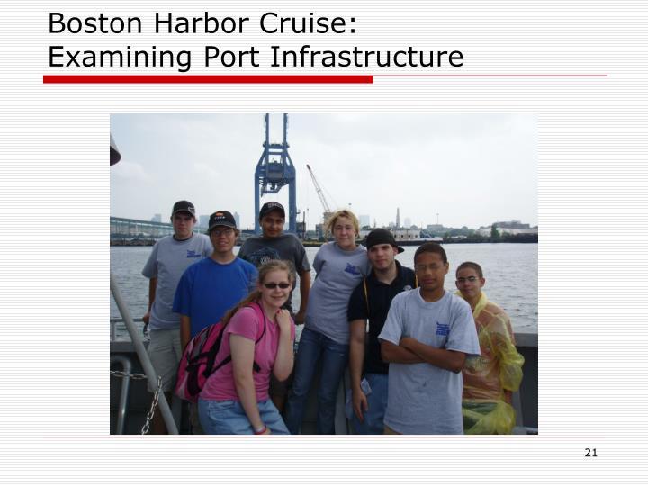 Boston Harbor Cruise: