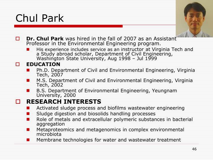 Chul Park