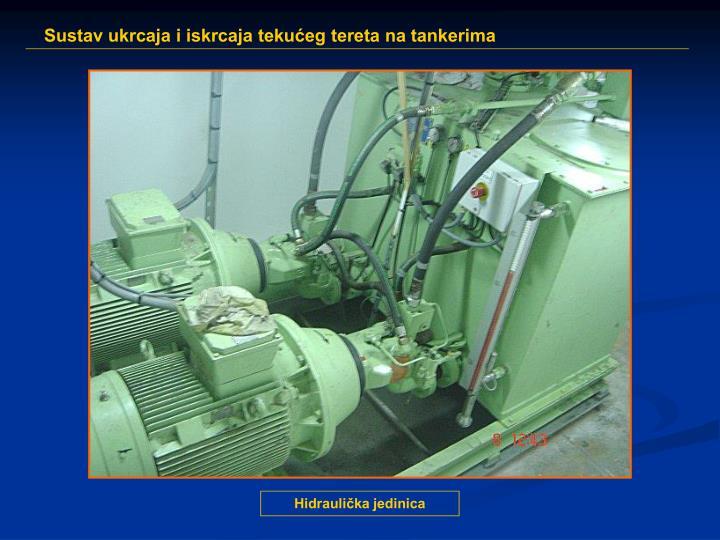Hidraulička jedinica