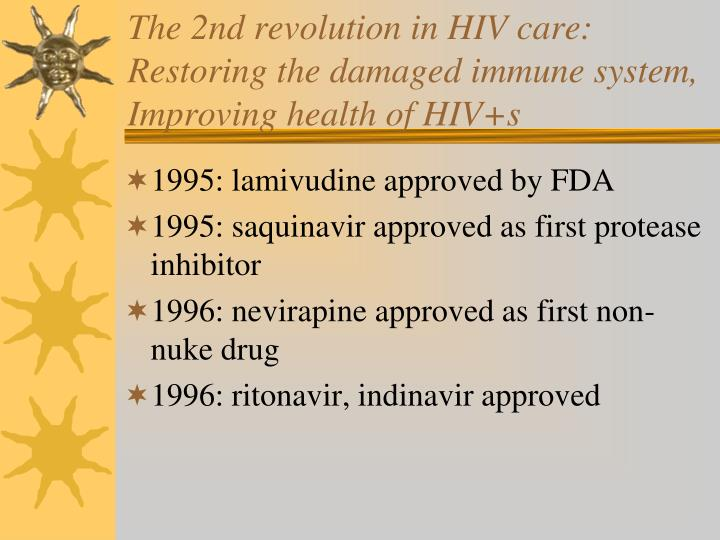The 2nd revolution in HIV care: