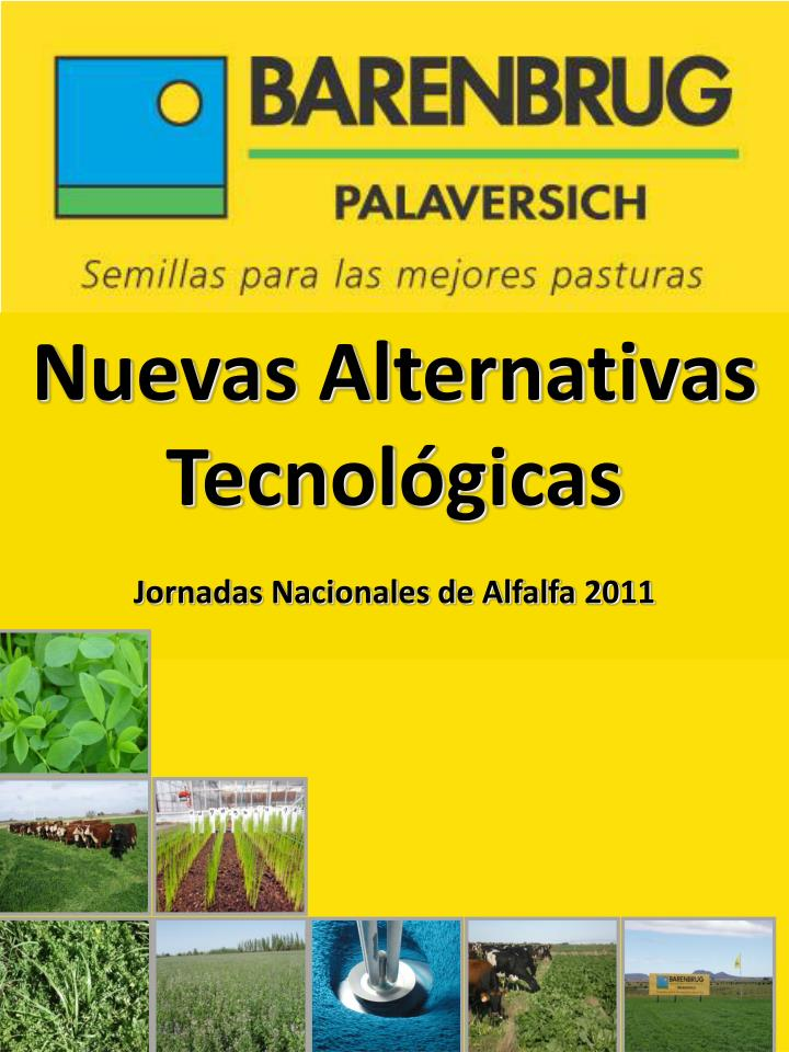 Nuevas Alternativas