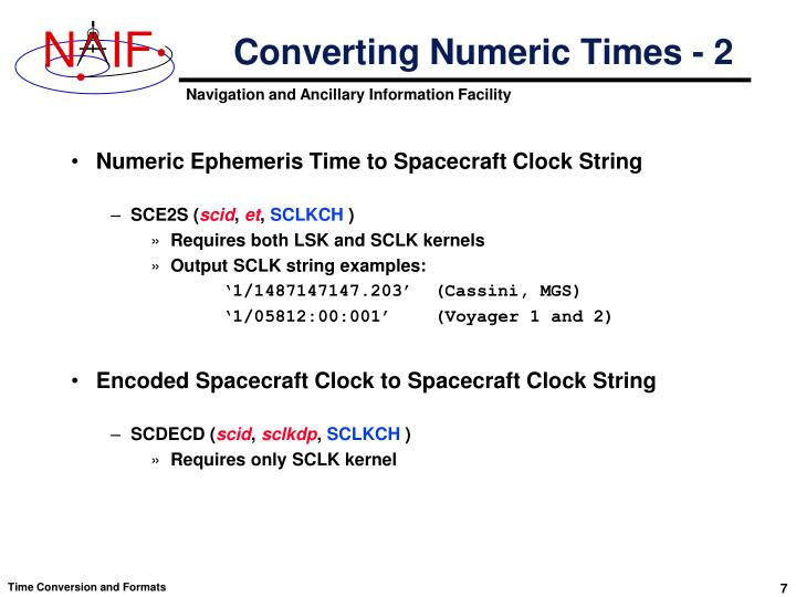 Converting Numeric Times - 2