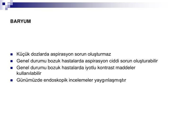 BARYUM