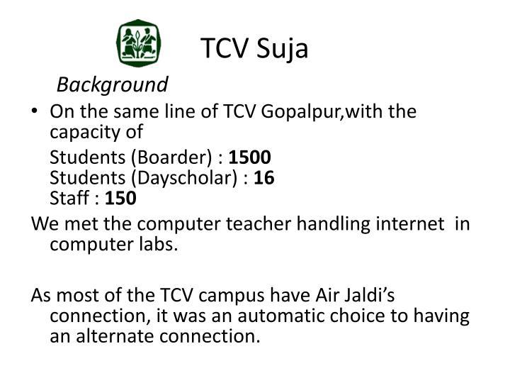 TCV Suja
