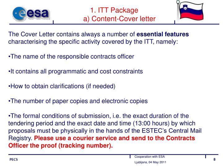 1. ITT Package
