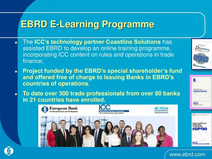EBRD E-Learning Programme