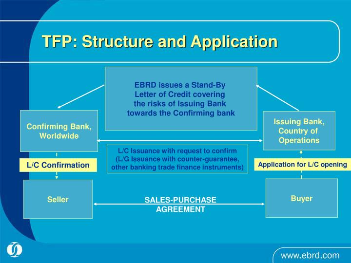 TFP: Structure and Application