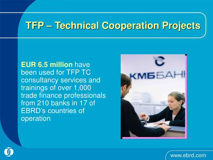 TFP – Technical Cooperation Projects
