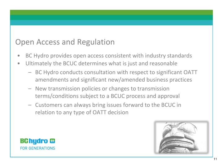 Open Access and Regulation