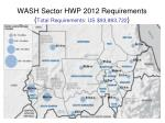 wash sector hwp 2012 requirements total requirements us 93 983 722