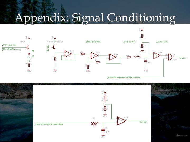 Appendix: Signal Conditioning