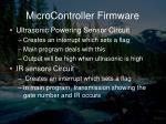 microcontroller firmware9