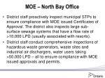 moe north bay office