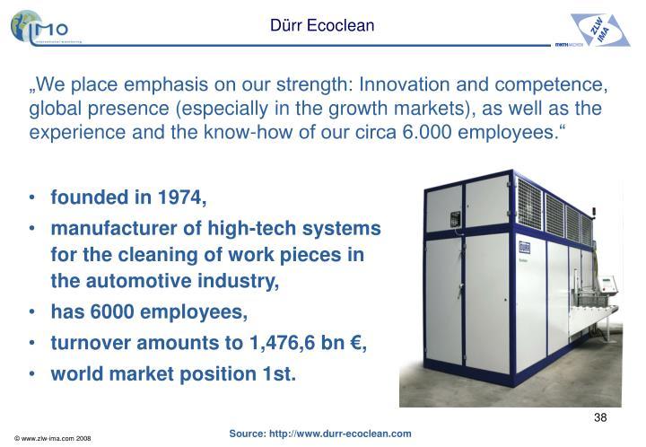 Dürr Ecoclean