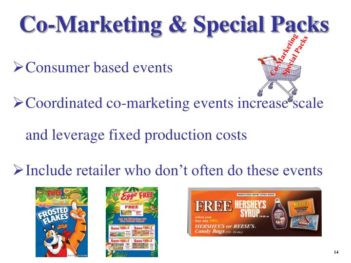 Consumer based events
