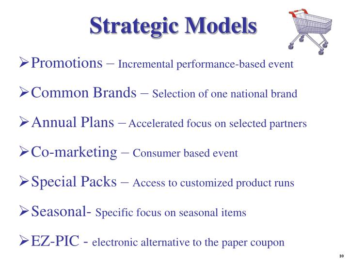 Strategic Models