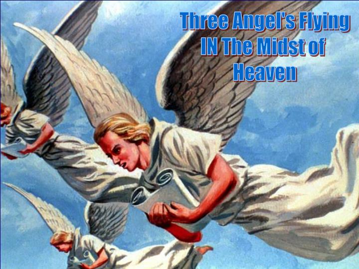 Three Angel's Flying