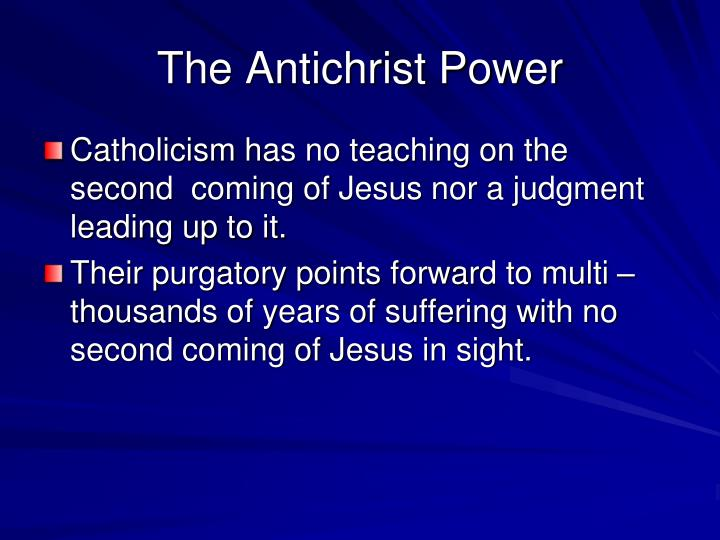 The Antichrist Power