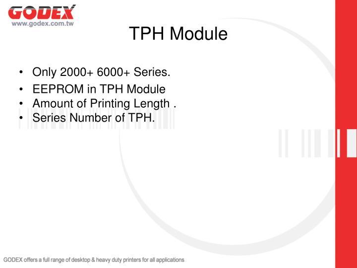 TPH Module