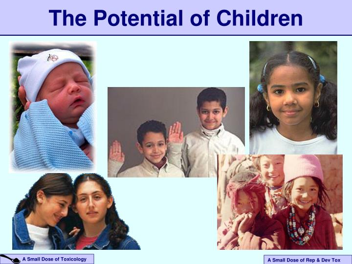 The Potential of Children