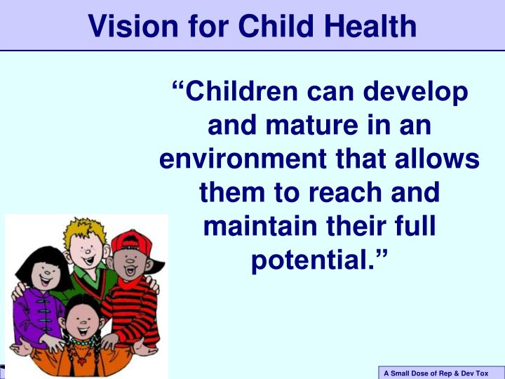 Vision for Child Health
