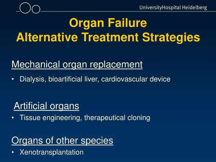 Organ Failure