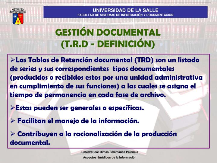 GESTIÓN DOCUMENTAL