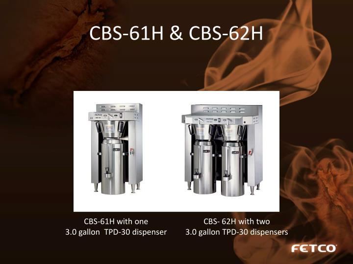 CBS-61H & CBS-62H