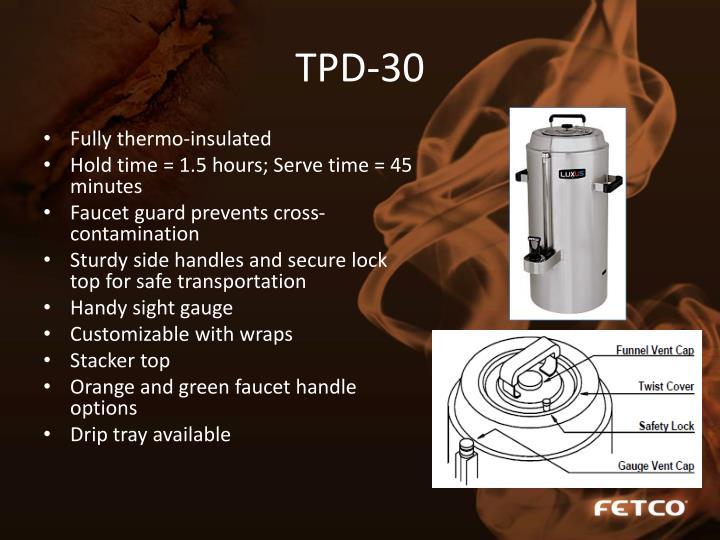 TPD-30