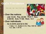 god s providence5