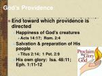 god s providence9
