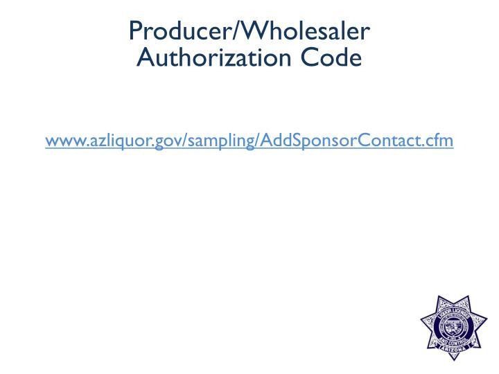 www.azliquor.gov/sampling/AddSponsorContact.cfm