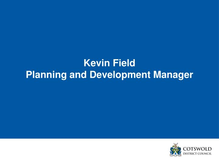 Kevin Field