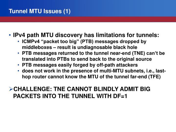 Tunnel MTU Issues (1)