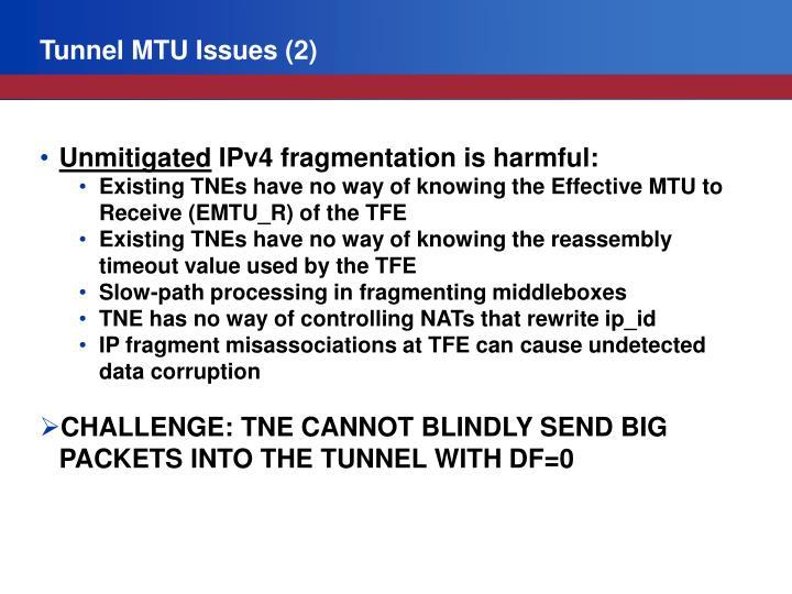 Tunnel MTU Issues (2)