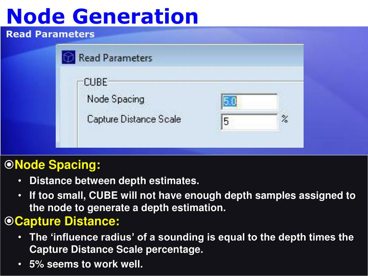 Node Generation