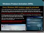 windows product activation wpa