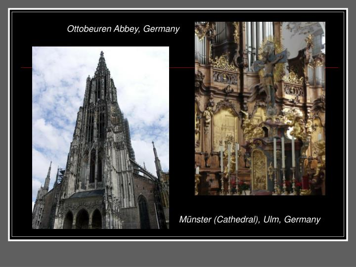 Ottobeuren Abbey, Germany