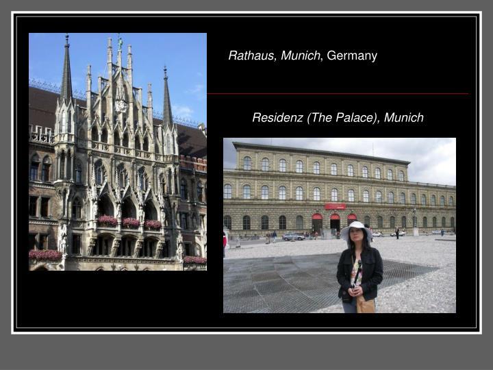 Rathaus, Munich