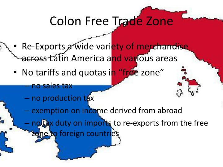 Colon Free Trade Zone
