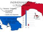 individualism vs collectivism