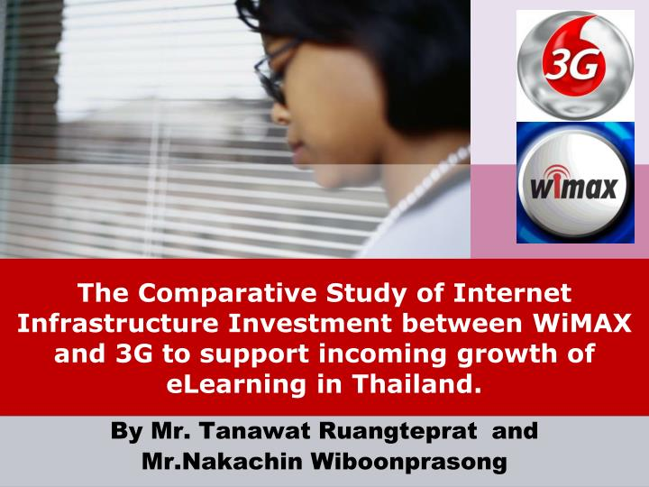 The Comparative Study of Internet Infrastructure Investment between