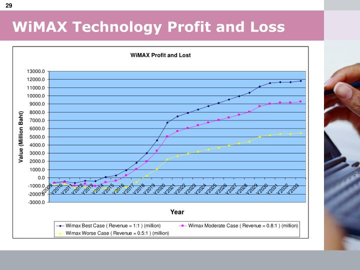WiMAX Technology Profit and Loss